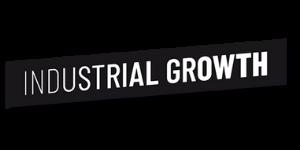 Logo industrial growth