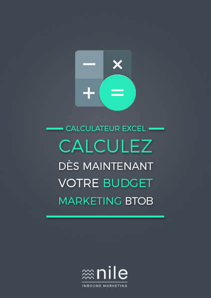 Calculateur de budget marketing BtoB (excel)