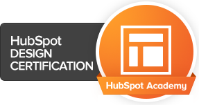 Certification Hubspot Design Inbound Marketing