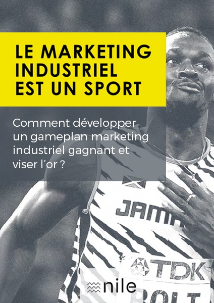 Comment développer un gameplan marketing industriel gagnant et viser l'or ?
