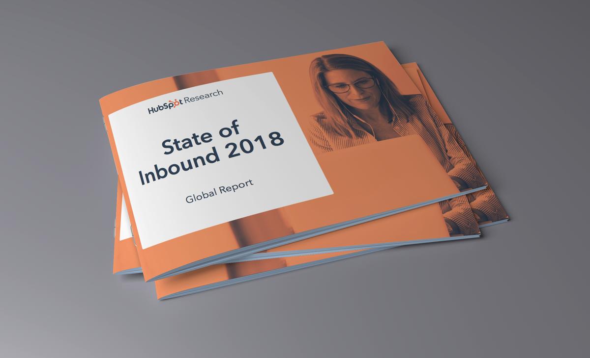 Étude sur l'inbound marketing 2018