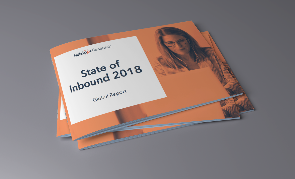 Étude sur l'inbound marketing 2018