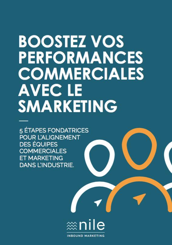 Guide Smarketing pour l'alignement des équipes commerciales et marketing